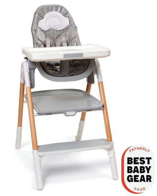 Imagen de Cadeira alta sit-to-step